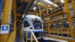SNTF: plusieurs acquisitions de trains prévues entre 2017 et