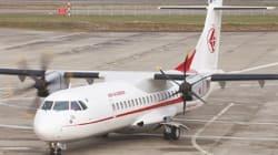 Air Algérie: incident survenu à un ATR assurant la liaison Alger-El