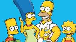 Les Simpson s'invitent à