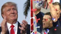 Pourquoi le résultat du Super Bowl a fait remonter les mauvais souvenirs de l'élection