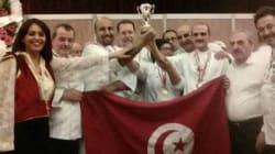 La Tunisie remporte le premier prix au Festival International de Gastronomie