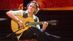 Le guitariste Flamenco Vicente Amigo à Fès le 18