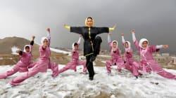 Τα κορίτσια του Αφγανιστάν με τα ασημένια