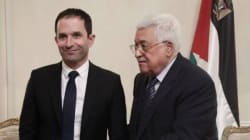 France: Benoît Hamon veut reconnaître l'État palestinien s'il est élu