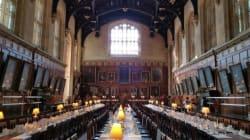 Comment je me suis inscrite à Poudlard, la prestigieuse école d'Harry