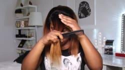 La frange ratée de cette Youtubeuse française a fait rire plus de 44 millions de fois en 2