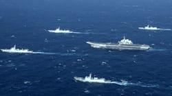 Κινεζικό πολεμικό πλοίο πλησίασε «επικίνδυνα» αμερικανικό αεροσκάφος στην Νότια Σινική