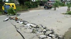 Séisme aux Philippines: Quatre morts et des dizaines de