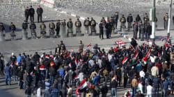 Heurts entre police et manifestants à Bagdad, plusieurs
