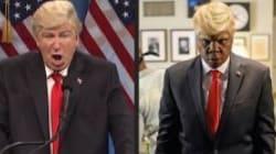 Alec Baldwin a une concurrente inattendue pour incarner Donald