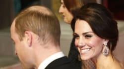 영국 아카데미상을 장식한 케이트