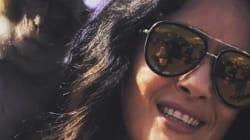 La photo de Salma Hayek au Maroc rappelle un portrait de Frida