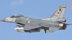 Μπαράζ παραβιάσεων του εθνικού εναερίου χώρου στο Αιγαίο από τουρκικά