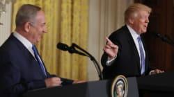 Benjamin Netanyahu n'a peut-être pas apprécié cette réponse de Donald
