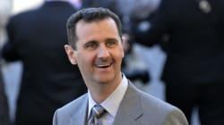 Bachar Al-Assad accuse la France de soutenir les terroristes en