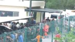 Plus de 500 migrants ont franchi la clôture entre le Maroc et