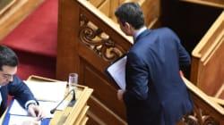 Σκληρή κόντρα Τσίπρα με Μητσοτάκη στη Βουλή για τις συναντήσεις με Rothschild και