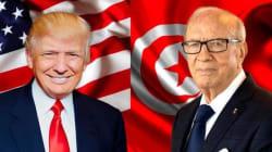 Que se sont dit Donald Trump et Béji Caid Essebsi lors d'une conversation