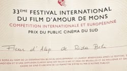 Fleur d'Alep primé par le festival international du film d'amour en