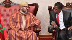 La Zambie, deuxième étape stratégique de la tournée royale en