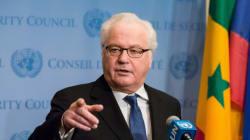 Απεβίωσε ο πρεσβευτής της Μόσχας στα Ηνωμένα Έθνη Βιτάλι Τσούρκιν σε ηλικία 64