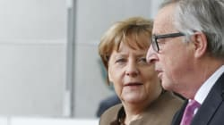 Συνάντηση και δείπνο Μέρκελ - Γιούνκερ. Επικρίσεις Ευρωπαϊκής Επιτροπής για τα γερμανικά