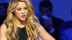 Shakira métamorphosée pour... le prochain clip de Black