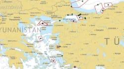 H Τουρκία δεν αναγνωρίζει ζώνες δικαιοδοσίας στο Αιγαίο. Τι αναφέρει η προκλητική οδηγία προς ναυτιλλομένους