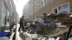 Die Stadt, der Müll und der