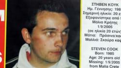 Στον 20χρονο Βρετανό Steven Cook ανήκει ο σκελετός που βρέθηκε σε πηγάδι των