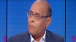 Moncef Marzouki: C'est aux Tunisiens de s'excuser auprès de moi