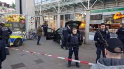Allemagne: une voiture fonce sur des