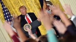 Donald Trump à l'affrontement face aux