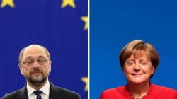 Γερμανία: Ισόπαλοι στο 32% των προθέσεων ψήφου Μέρκελ και