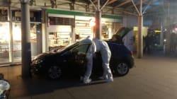 Un automobiliste fonce sur des passants à Heidelberg dans le sud de l'Allemagne, un mort et deux