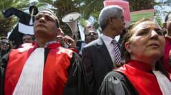 Les magistrats en grève générale, ce lundi 27 février. Voici