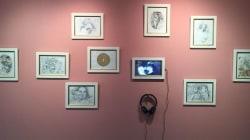 Découvrez la participation originale de l'artiste tunisienne Mouna Jemal Siala à l'exposition