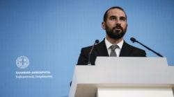 Τζανακόπουλος για τα περί διαφωνίας Τσίπρα-Τσακαλώτου: Τέτοιες ειδήσεις είναι τόσο αξιόπιστες όσο και εκείνοι που τις