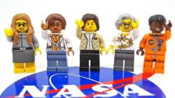 레고의 새로운 제품은 NASA의 숨겨진