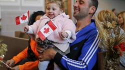 Les Canadiens jugent-ils que le nombre de nouveaux arrivants est approprié? Ce sondage