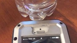 Πως να βελτιώσετε το σήμα στο κινητό σας με...ένα πλαστικό μπουκάλι με