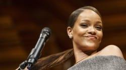 Η Rihanna παρέλαβε το Βραβείο Ανθρωπισμού από το Harvard και είπε το