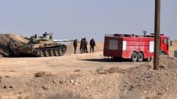 Syrie: l'EI se retire d'une grande partie de