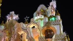 Carnaval de Rio: l'école de Samba qui a défilé sur le thème du Maroc vice-championne des
