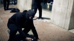 Κουκουλοφόροι εισέβαλαν στα γραφεία εταιρείας ευρέσεως εργασίας στη Θεσσαλονίκη και προξένησαν