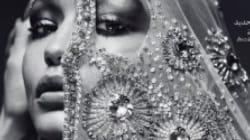 Gigi Hadid voilée pour le premier Vogue