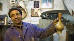 À la rencontre de Fethi, artisan façonneur de
