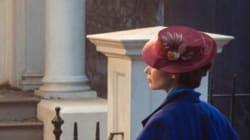 Αυτή είναι η πρώτη μαγική φωτογραφία της Emily Blunt ως Mary