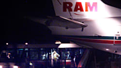 Trafic aérien perturbé sur les vols en destination de France et