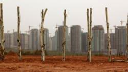 Δορυφορικές εικόνες αποκαλύπτουν τις κινεζικές πόλεις